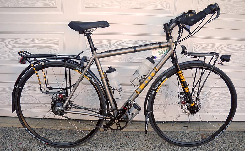 veloweb readers randonneur bicycles. Black Bedroom Furniture Sets. Home Design Ideas