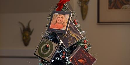 Ancient CD tree