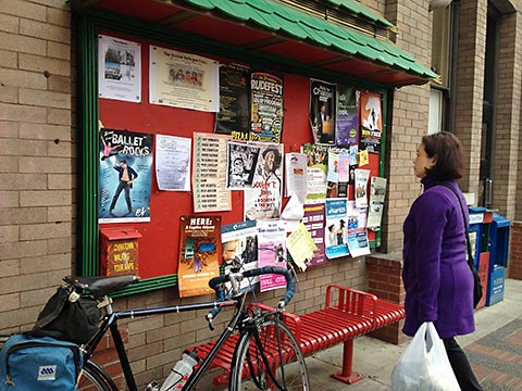 China town posters
